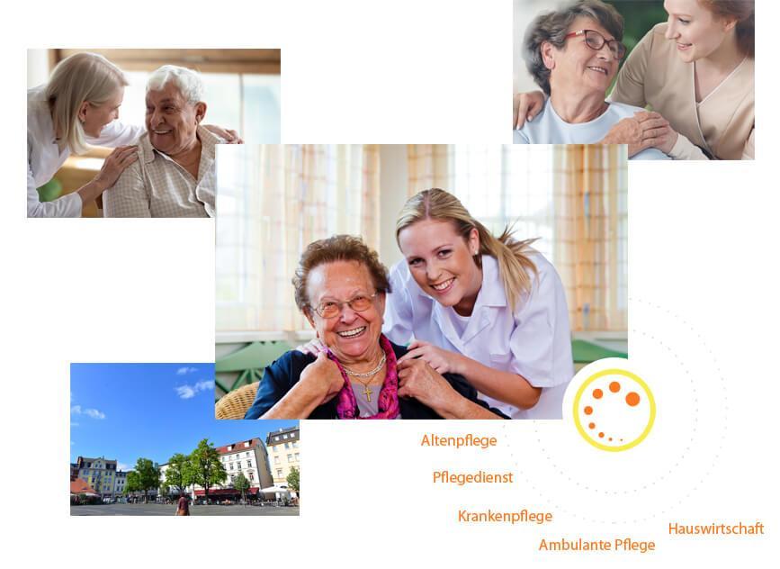 Ihr liebevoller und professioneller Pflegedienst für zu Hause